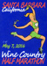 Wine country Half Marathon 2016