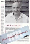 Jean-Pierre Got dans La Revue Vinicole Internationale